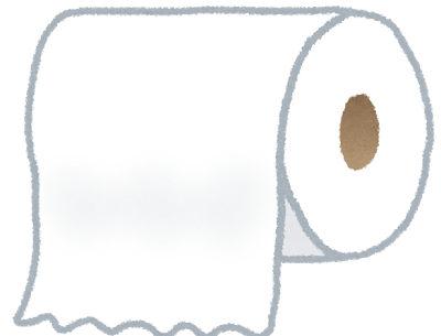 トイレットペーパーと痔の関係